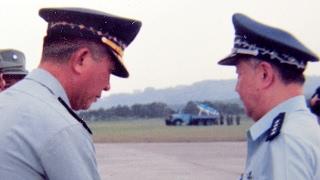 參謀總長四星上將  陳燊齡 親自試飛IDF經國號戰機