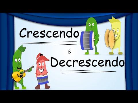 Crescendo & Decrescendo