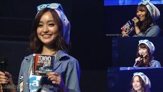 avex 人気レースクイーン美女4名 東京オートサロン2017 幕張メッセ...