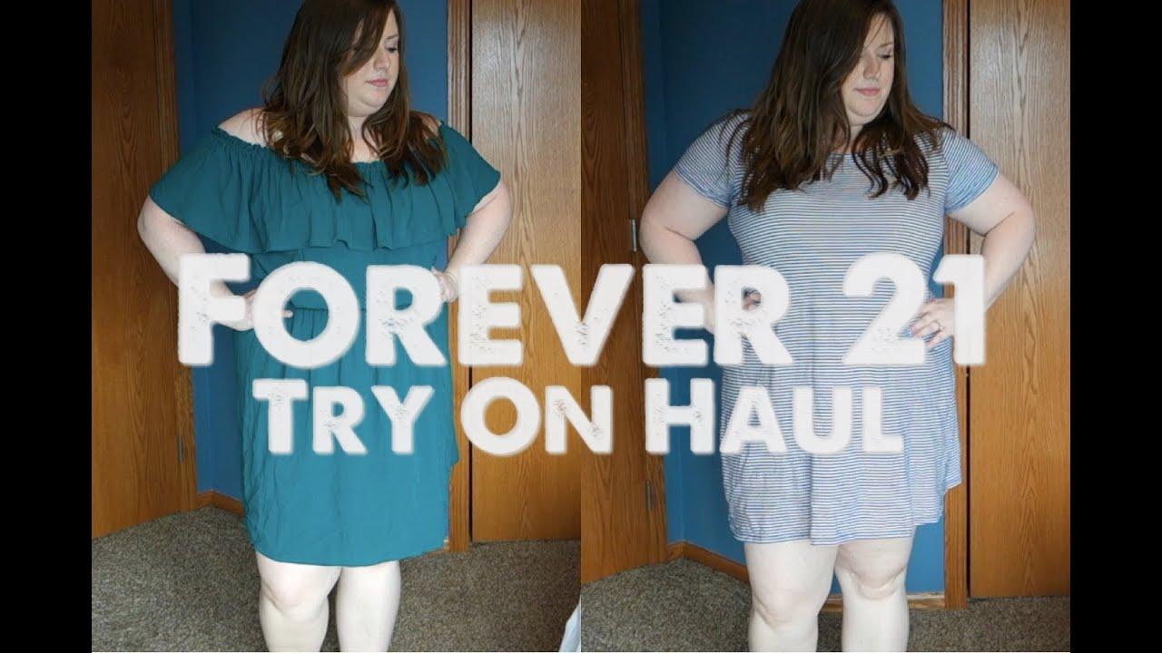 6352adb46e7 Plus Size Try On Haul