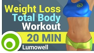 Weight Loss Total Body Workout