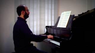 Bach C. P. E. - BWV Anh. 129 - Solo per il Cembalo (Allegro) in E flat major