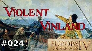 #024  - Violent Vinland, Europa Universalis 4 El Dorado