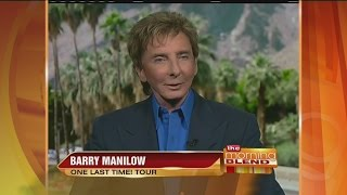 Chatting with Barry Manilow