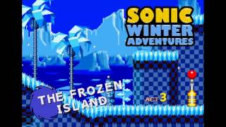 The Frozen Island - Act 3 [Sonic Winter Adventures music]