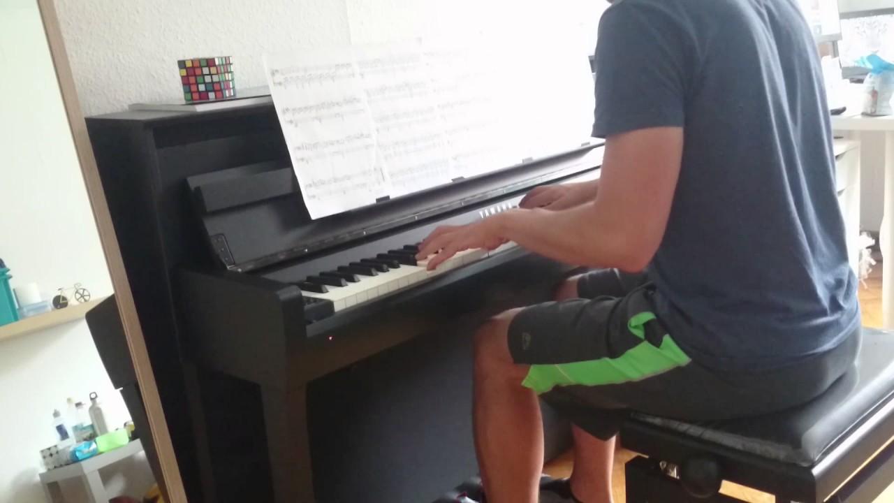 moonlight sonata played with yamaha clavinova clp 685 binaural samples youtube. Black Bedroom Furniture Sets. Home Design Ideas