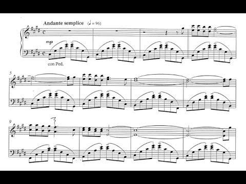 Howard Blake - Walking in the air (audio + sheet music)
