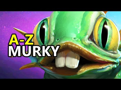 ♥ A - Z Murky - Heroes of the Storm (HotS Gameplay)