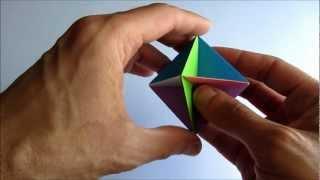Easy Origami Modular Spinner
