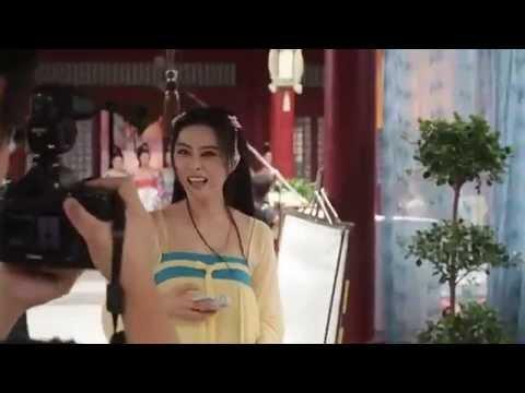 """Phạm Băng Băng Thay Đồ Hậu Trường """"Võ Tắc Thiên"""""""