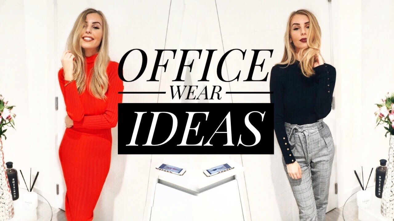 4e861fb1aca HOW TO STYLE WORK WEAR (in 2018!)