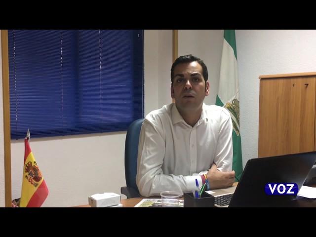 Entrevista a Juan Diego Requena, Presidente PP de Jaén