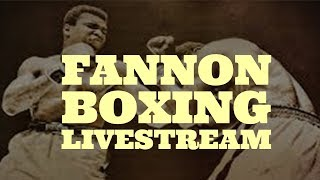 FANNON BOXING TALK:  FLOYD MAYWEATHER DRAMA   GERVONTA DAVIS VIEWERSHIP   AJ IN NY