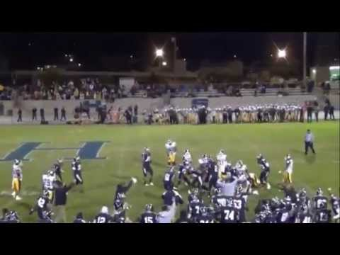 Kaleo Laita Football Highlights 2012 Hunter High School