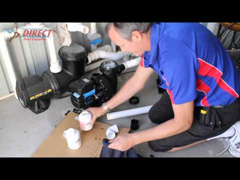 DIY Pool Pump Installation Video - Direct Pool Supplies