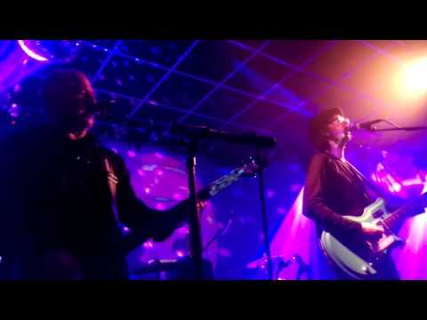 Wire - Ahead - Leeds Brudenell Social Club 23/4/2017