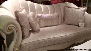 Классическая гостиная комната Loren - Living Room Loren(, 2012-12-23T13:44:10.000Z)