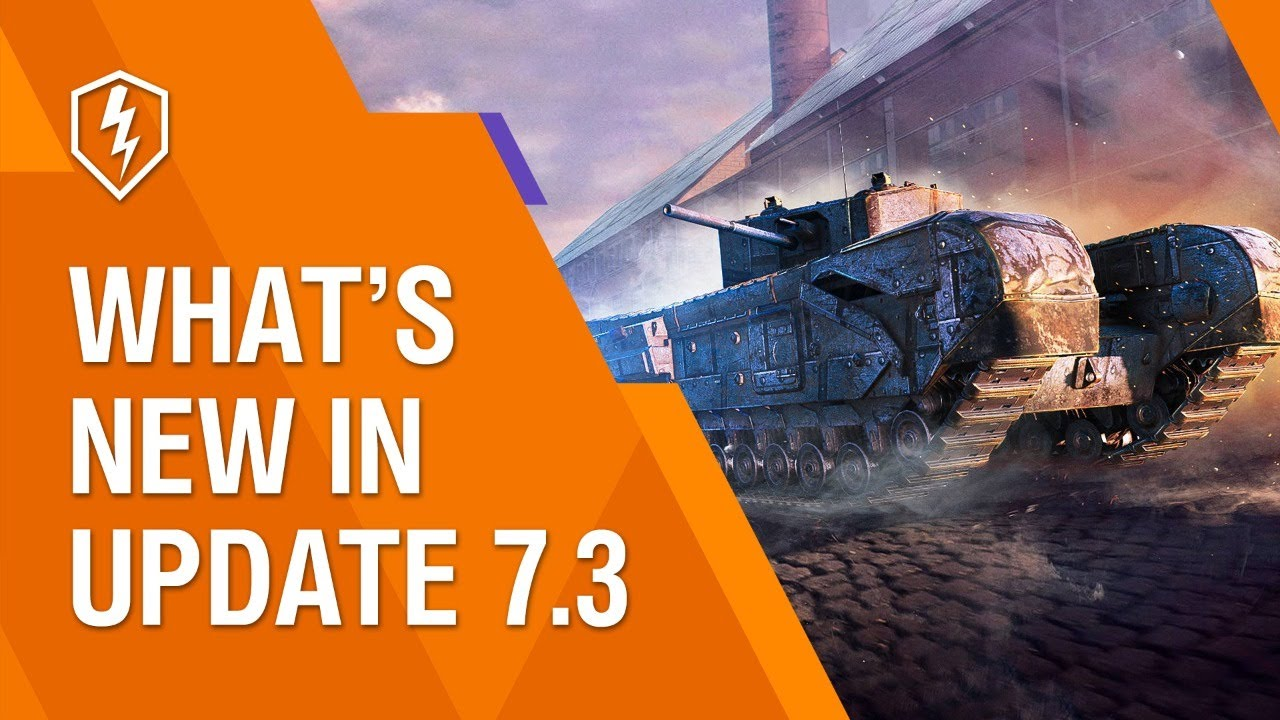 WoT Blitz. What's New in Update 7.3