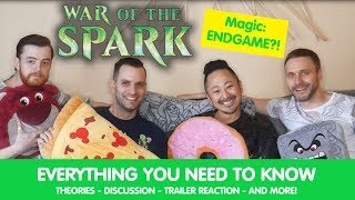 War of the Spark | Magic: The Gathering | Vlog