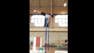 十数年前の中学規定演技にあった運動です。 ブログに使用 30からの体操...