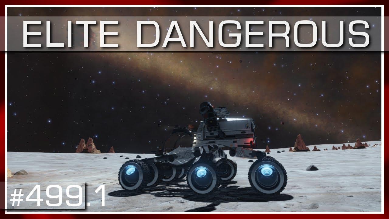 ELITE DANGEROUS   #499.1   Das Zentrum rückt näher