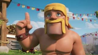 Clash of Clans Movie (FULL HD) NEW Animation 2018 | FAN EDIT...
