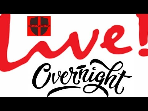 LIVE! Overnight - Wed, Mar. 7 w/ guest Simon Dennerly