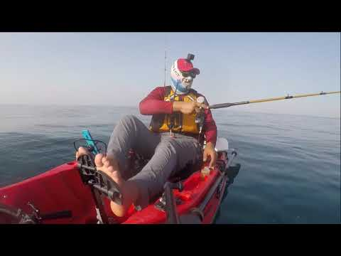 The Good, The Bad, The Conversation on VHF Radio. Offshore Kayak Fishing