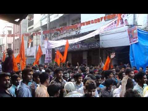 Vittal Vittal Vittala Hari Om Vittala - Sri Ram Navami 2012 Hyderabad -  M4H06604.MP4