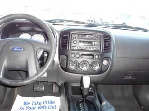 2006 Ford Escape 4dr XLS 4X4   / GREAT GAS SAVER / (Tucson, Arizona)