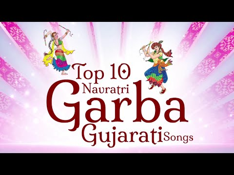 TOP 10 - NAVRATRI GARBA GUJARATI SONGS - INDHANA WINVA - TAHUKA KARTO JAY MORLO ( FULL SONGS )