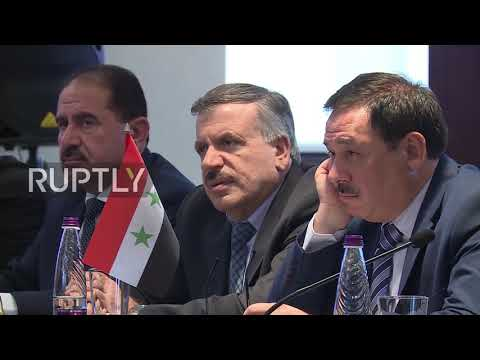 Russia: Rogozin discusses post-war reconstruction of Syria with FM Muallem