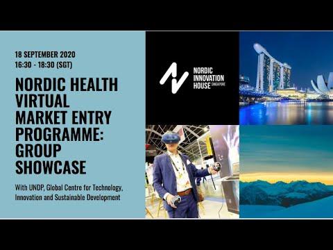 NIHSG: Health Programme Investor Event