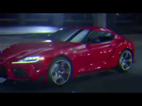 2020 Toyota Supra official pictures hit the web in informal uncover