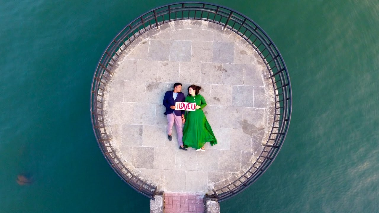 Kunal Amp Disha Prewedding Shoot Teaser Lavasa Drone