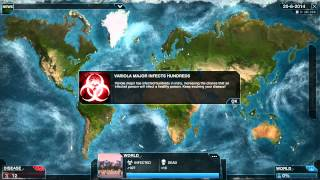 Plague inc: Evolved Scenarios - Smallpox