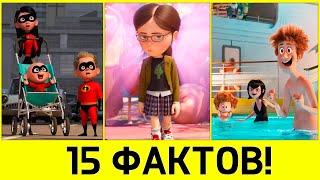 15 фактов о ваших любимых мультфильмах!