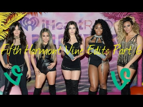 Fifth Harmony vine edits part 6