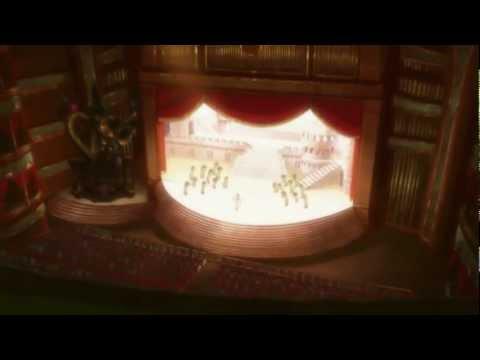 Professor Layton And The Eternal Diva Movie Trailer Youtube