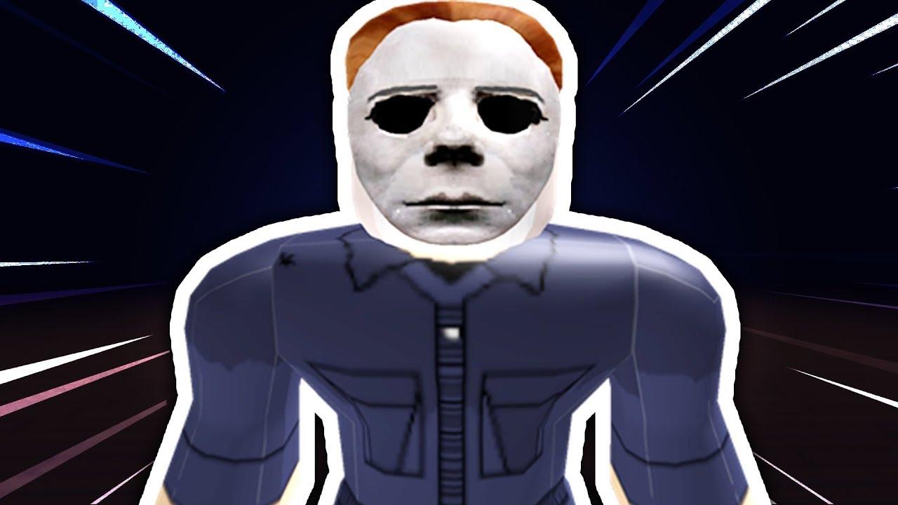 Roblox Michael Myers Mask