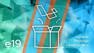 Laravel Package Development - e19 - File Driver - Part 1 (Basic Implementation Using File Facade)