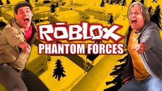 Dumb & Dumber dominar (Roblox: Phantom Forces)
