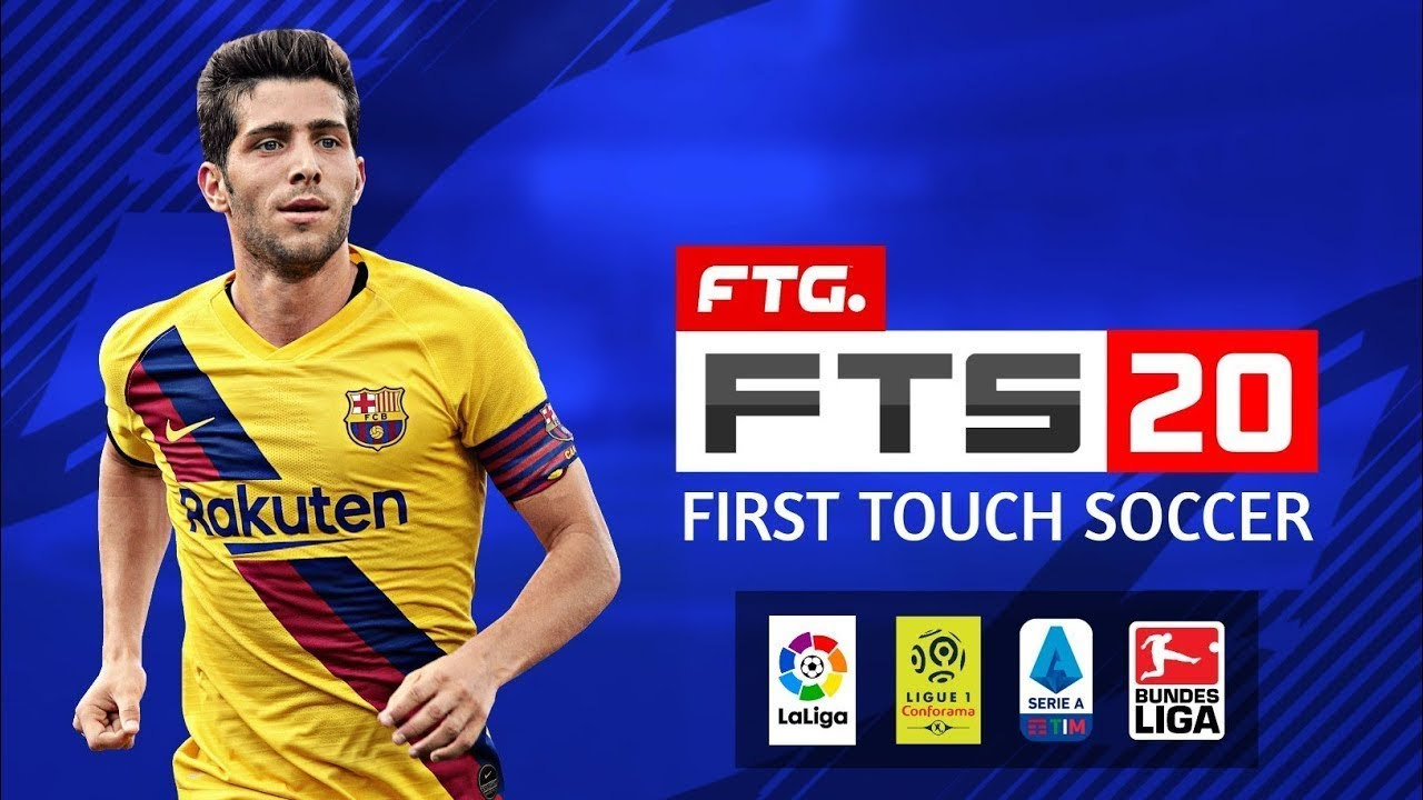 FTS 20 android offline 250mb New Customize Kits Best HD Graphics