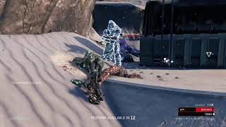 Halo 5 Guardians: Heroic Warzone Firefight - March On Stormbreak (720p HD) Gameplay (Part 1)