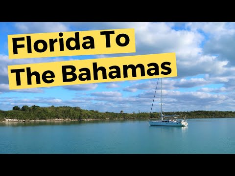 Sailing To The Bahamas | Sailing Britican S5E1