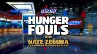 SNICKERS® Hunger Fouls: Nate Zegura on Fantasy Projections
