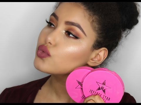 JEFFREE STAR SKIN FROST REVIEW   ALL HYPE ?!