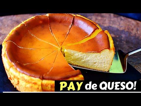 PAY De QUESO  FÁCIL Y Con POCOS INGREDIENTES Dulce Hogar Recetas