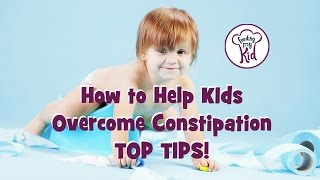 How to Help Kids Overcome Constipation? Tips