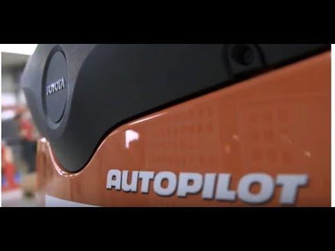 Hargassner vertraut auf Autopilots von Toyota
